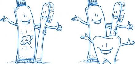 Spazzolino da denti: le caratteristiche per una buona igiene orale